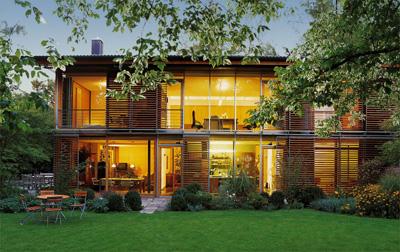 Strobel Holzbau Holzhaus Zimmerei